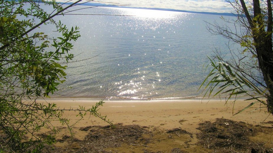 Privlaka homokos tengerpart